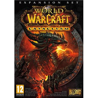 World of Warcraft Cataclysm PC-32663