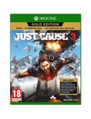 Just Cause 3 Gold Edition Xone-32767