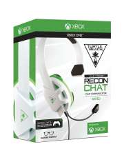 Turtle Beach® Recon Chat White Headset Xone-32778