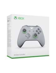 Pad Xbox One S Grey/ Green-30817