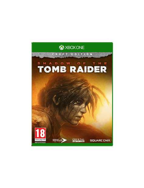 Shadow of the Tomb Raider Croft Edition Xone-32880