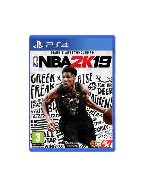 NBA 2K19 PS4-32688