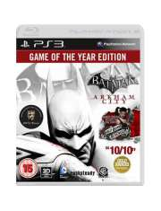 Batman Arkham City GOTY PS3-4054