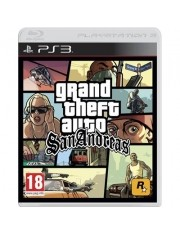 GTA San Andreas PS3-5255