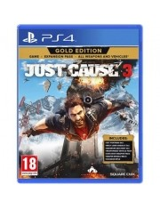 Just Cause 3 Gold Edition PS4-21297