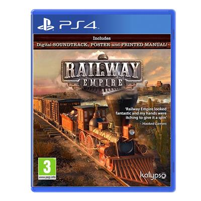 Railway Empire PS4-32921