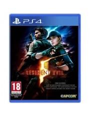 Resident Evil 5 PS4-17799