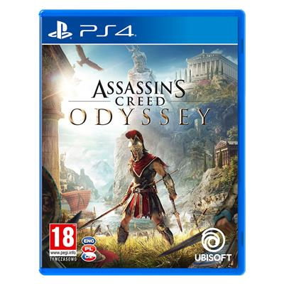 Assassin's Creed Odyssey PS4-33072