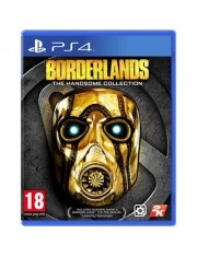 Borderlands The Handsome Collection PS4-21329