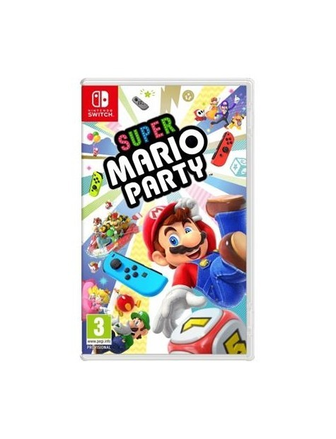 Super Mario Party NDSW-33180