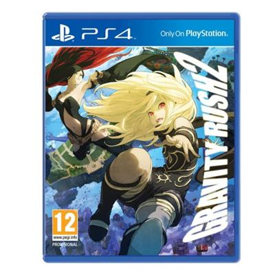 Gravity Rush 2 PS4-33298