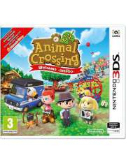 Animal Crossing New Leaf Welcomes Amiibo 3DS-33303