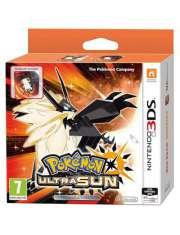 Pokemon Ultra Sun Steelbook Edition 3DS-33311