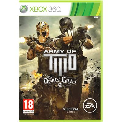 Army of two Devil's Cartel Xbox360-4245
