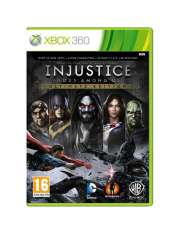 Injustice Gods Among Us Ultimate Edition Xbox360-8249