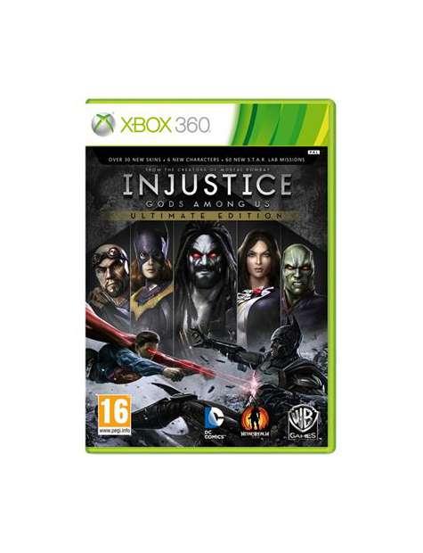 Injustice Gods Among Us Ultimate Edition Xbox360-8249