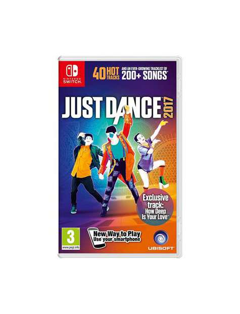 Just Dance 2017 NDSW-25295