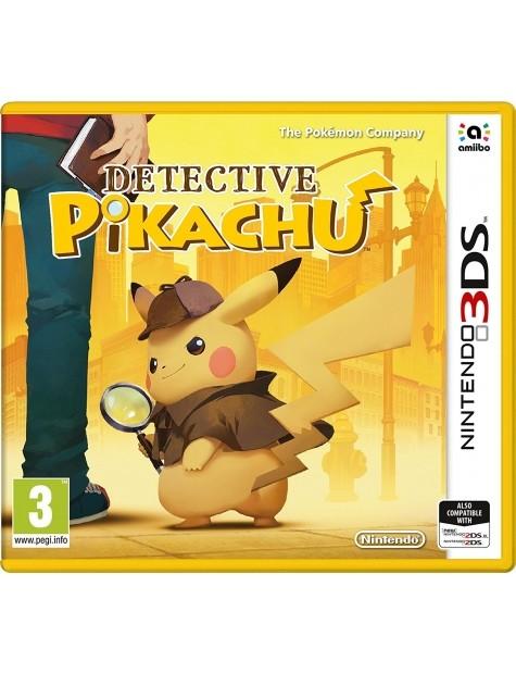 Detective Pikachu 3DS-33357