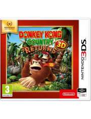 Donkey Kong Country Returns 3DS-33361