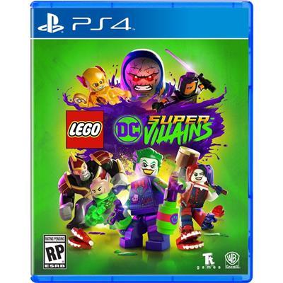 Lego DC Super Villains Złoczyńcy PS4-33382