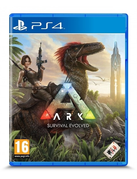ARK: Survival Evolved PS4-33331