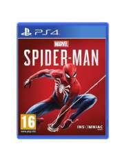 Spider Man PS4 Używana-34187
