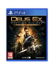 Deus Ex Mankind Divided PS4 Używana-9432