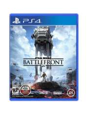 Star Wars Battlefront PS4 Używana-9287
