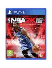 NBA 2K15 PS4 Używana-10567