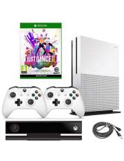 Xbox One S 1TB Kinect JD 2019 2 Pady Białe Nowe-34352