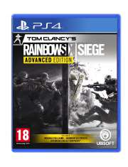 Tom Clancy's Rainbow Six Siege Advance PS4 Używana-34420