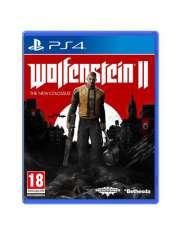 Wolfenstein II The New Colossus PS4 Używana-34606