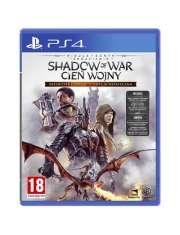 Śródziemie Cień Wojny Edycja Ostateczn PS4 Używana-34513