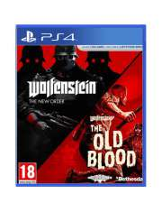 Wolfenstein The Old Blood PS4 Używana-34659
