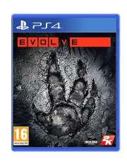 Evolve PS4 Używana-12583
