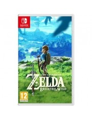 The Legend of Zelda: Breath of The Wild NDSW-22014