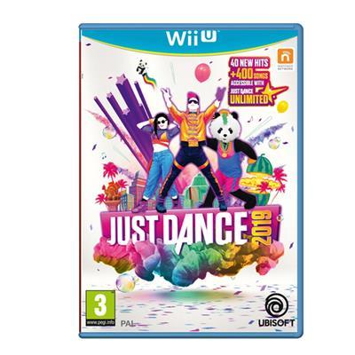 Just Dance 2019 WII-U-34924
