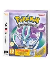 Pokemon Crystal Version DCC 3DS-31454