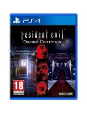 Resident Evil Origins Collection PS4-8565