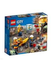 Klocki Lego City 60184 Ekipa Górnicza-34892