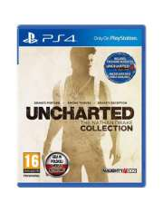 Uncharted The Nathan Drake Collection PL PS4-28153