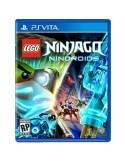 Lego Ninjago Nindroids PSV