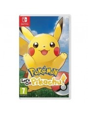 Pokemon: Let's Go Pikachu NDSW-35160