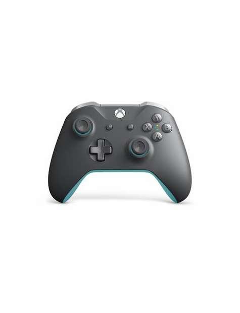 Pad Xbox One S Grey / Blue-35299