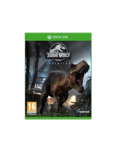 Jurassic World Evolution Xone-35308