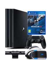 PlayStation 4 PRO 1Tb Gogle Kamera Driveclub-35312
