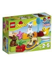Klocki Lego Duplo 10838 Zwierzątka Domowe-35364