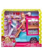 Mattel Lalka Barbie Mobilny Bufecik FTF94 -35340