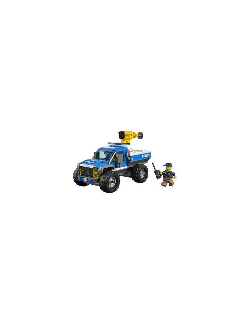 Klocki Lego City 60172 Pościg Górską Drogą