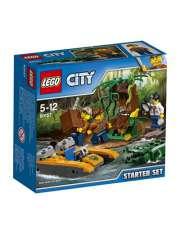 Klocki Lego City 60157 Dżungla Zestaw Startowy-35565